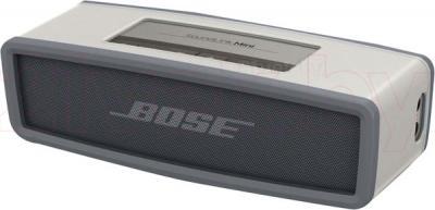 Защитный чехол Bose SoundLink Mini soft cover (Gray) - на акустике