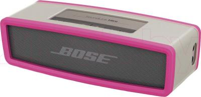 Защитный чехол Bose SoundLink Mini soft cover (Pink) - на акустике