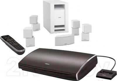 Домашний кинотеатр Bose Lifestyle 535 (белый) - весь комплект