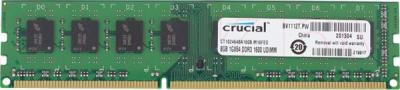Оперативная память DDR3 Crucial CT102464BA160B - общий вид