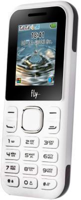 Мобильный телефон Fly DS107D (White) - общий вид