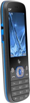 Мобильный телефон Fly MC131 (Blue-Gray) - вид сбоку