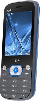Мобильный телефон Fly MC131 (Blue-Gray) - общий вид
