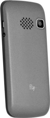 Мобильный телефон Fly TS91 (Silver) - вид сзади