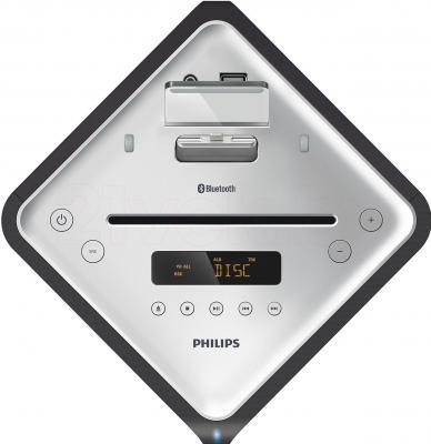 Микросистема Philips DTM3155/12 - панель управления