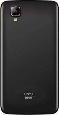Смартфон Explay Onyx (Black) - вид сзади