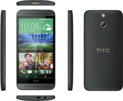 Смартфон HTC One Dual / E8 (серый) - полный обзор панелей
