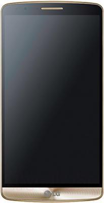 Смартфон LG G3 S mini Dual / D724 (золотой) - общий вид
