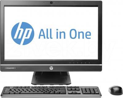 Моноблок HP Compaq Pro 6300 (C2Z44EA) - фронтальный вид