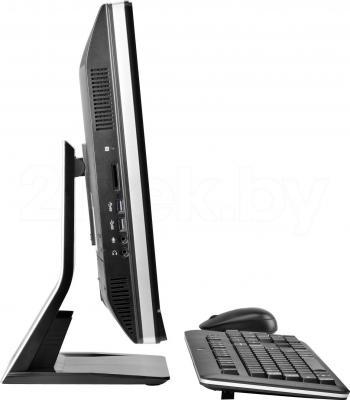 Моноблок HP Compaq Pro 6300 (C2Z44EA) - вид сбоку