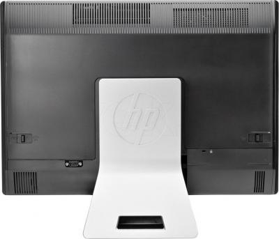 Моноблок HP Compaq Pro 6300 (C2Z44EA) - вид сзади