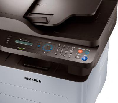 МФУ Samsung SL-M2880FW - элементы управления