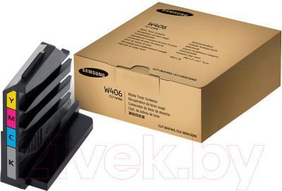 Емкость для отработанных чернил Samsung CLT-W406