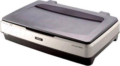 Планшетный сканер Epson Expression 11000XL - общий вид