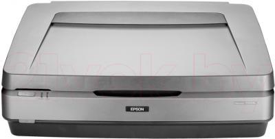 Планшетный сканер Epson Expression 11000XL Pro - вид спереди