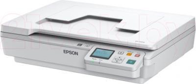 Планшетный сканер Epson WorkForce DS-5500N - общий вид
