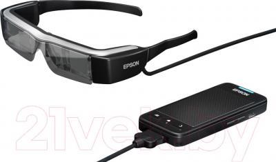 Видеоочки Epson Moverio BT-200 - общий вид