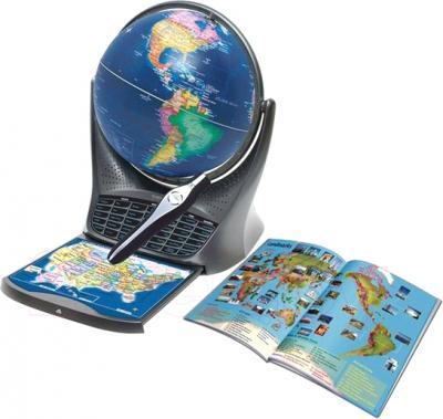 Интерактивный глобус Oregon Scientific SG18 - комплектация