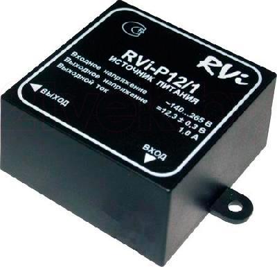 Адаптер питания RVi Р12/1 - общий вид