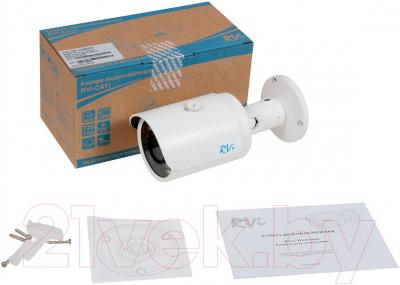 Аналоговая камера RVi C411 - комплектация