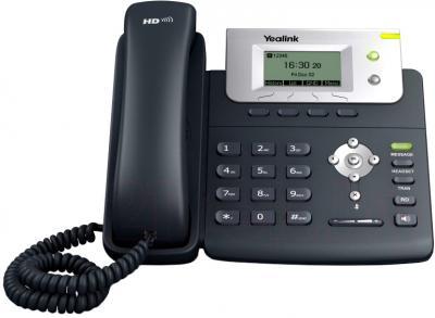 IP-телефония Yealink SIP-T21 - общий вид