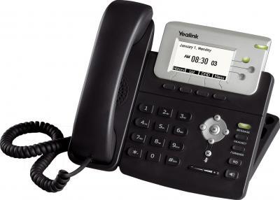 IP-телефония Yealink SIP-T22P - общий вид