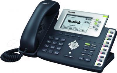 IP-телефония Yealink SIP-T28P - общий вид