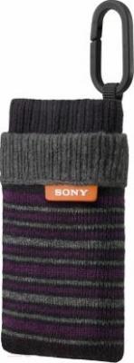 Чехол для фотоаппарата Sony LCS-CSZ (Black) - общий вид