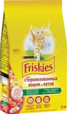 Корм для кошек Friskies С кроликом и овощами (2 кг) - общий вид