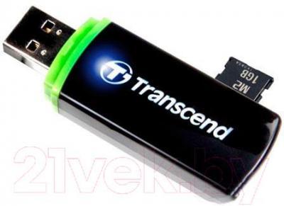 Картридер Transcend TS-RDP5K - с картой памяти