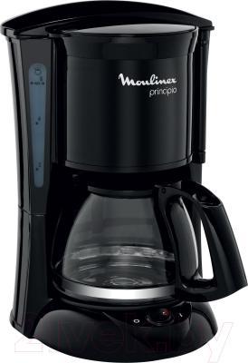 Капельная кофеварка Moulinex FG152832 - общий вид