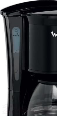 Капельная кофеварка Moulinex FG152832 - индикация уровня воды