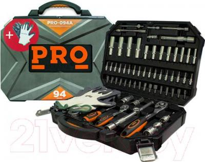 Универсальный набор инструментов Startul PRO-094A - общий вид