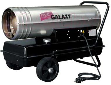 Тепловая пушка Munters Sial GALAXY 40 C - общий вид