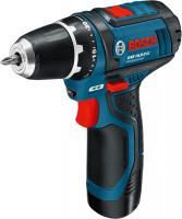 Профессиональная дрель-шуруповерт Bosch GSR 10.8-2 LI Professional (0.601.868.107) -