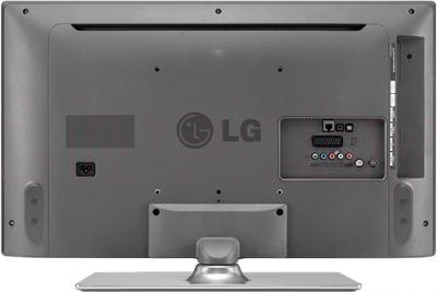 Телевизор LG 42LB588V - вид сзади