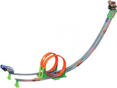 Гоночный трек Bburago Гоночный трек двойной с петлями Стрит Файер (18-30070) - общий вид