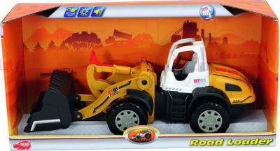 Функциональная игрушка Dickie Погрузчик (203413429) - упаковка