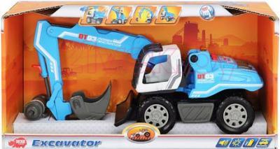 Детская игрушка Dickie Экскаватор (203413430) - упаковка