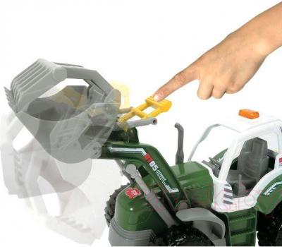 Детская игрушка Dickie Трактор (203413431) - функционал