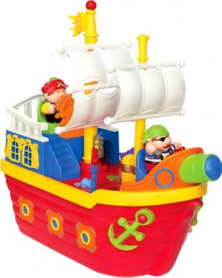 Игровой набор Kiddieland Корабль пиратов (038075) - общий вид