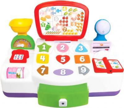 Развивающая игрушка Kiddieland Кассовый аппарат (048108) - общий вид