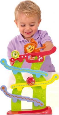 Развивающая игрушка PlayGo Веселые обезьянки (2239) - ребенок во время игры