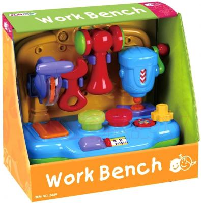 Детский набор инструментов PlayGo Моя первая мастерская (2449) - упаковка