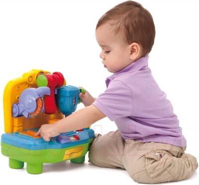 Детский набор инструментов PlayGo Моя первая мастерская (2449) - ребенок во время игры