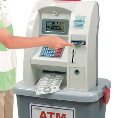Развивающая игрушка PlayGo Детский банкомат (3580) - выдача денег