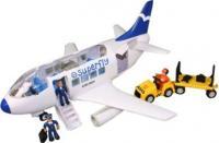 Игровой набор Simba Самолет (104355408) -