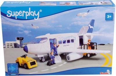Игровой набор Simba Самолет (104355408) - упаковка