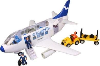 Игровой набор Simba Самолет (104355408) - общий вид