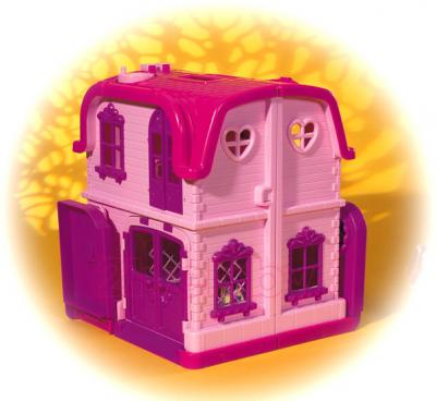 Кукольный домик Simba Большой дом Эви и Тимми (10 4660958) - закрытый домик